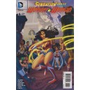 SENSATION COMICS 6. WONDER WOMAN. DC RELAUNCH (NEW 52).