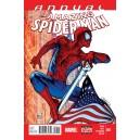 AMAZING SPIDER-MAN ANNUAL 1. MARVEL NOW!