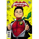 BATMAN AND ROBIN 38. DC RELAUNCH (NEW 52).