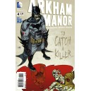ARKHAM MANOR 4. DC RELAUNCH (NEW 52).