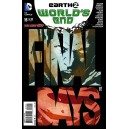 EARTH 2 WORLD'S END 15. DC RELAUNCH (NEW 52).