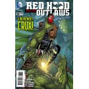 RED HOOD AND THE OUTLAWS 38. DC RELAUNCH (NEW 52).