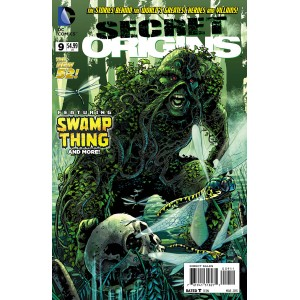 SECRET ORIGINS 9. DC RELAUNCH (NEW 52).
