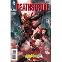 DEATHSTROKE 4. DC RELAUNCH (NEW 52)