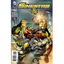 SINESTRO 9. DC RELAUNCH (NEW 52).