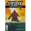 HELLBOY AND THE B.P.R.D. 3. DARK HORSE.