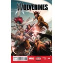 WOLVERINES 8. MARVEL NOW!