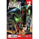 UNCANNY AVENGERS 1. MARVEL NOW!
