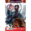 AVENGERS 38. MARVEL NOW!