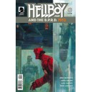 HELLBOY AND THE B.P.R.D. 4. DARK HORSE.