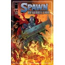 SPAWN RESURRECTION 1.  COVER A. IMAGE COMICS.