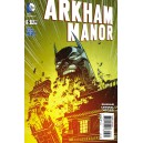 ARKHAM MANOR 5. DC RELAUNCH (NEW 52).