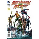 AQUAMAN AND THE OTHERS 11. DC RELAUNCH (NEW 52).