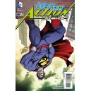 ACTION COMICS 40. DC NEWS 52.
