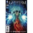 GOTHAM BY MIDNIGHT 4. DC RELAUNCH (NEW 52).