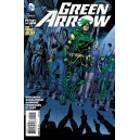 GREEN ARROW 40. DC RELAUNCH (NEW 52)