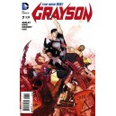 GRAYSON 7. DC RELAUNCH (NEW 52).