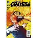 GRAYSON 8. DC RELAUNCH (NEW 52).