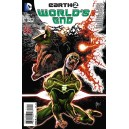 EARTH 2 WORLD'S END 18. DC RELAUNCH (NEW 52).