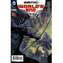 EARTH 2 WORLD'S END 21. DC RELAUNCH (NEW 52).