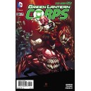 GREEN LANTERN CORPS 39. DC RELAUNCH (NEW 52).