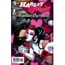 HARLEY QUINN VALENTINE'S DAY SPECIAL 1. DC RELAUNCH (NEW 52).