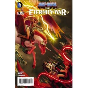 HE-MAN THE ETERNITY WAR 3. DC RELAUNCH (NEW 52).