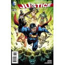 JUSTICE LEAGUE 39. DC RELAUNCH (NEW 52).