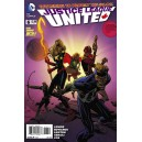 JUSTICE LEAGUE UNITED 6. DC NEWS 52.