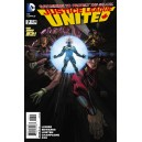JUSTICE LEAGUE UNITED 7. DC NEWS 52.