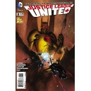 JUSTICE LEAGUE UNITED 8. DC NEWS 52.