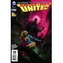 JUSTICE LEAGUE UNITED 9. DC NEWS 52.