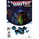 JUSTICE LEAGUE UNITED 10. DC NEWS 52.