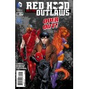 RED HOOD AND THE OUTLAWS 40. DC RELAUNCH (NEW 52).