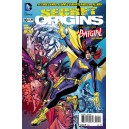 SECRET ORIGINS 10. DC RELAUNCH (NEW 52).