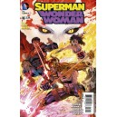 SUPERMAN and WONDER WOMAN 16. DC RELAUNCH (NEW 52).