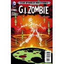STAR-SPANGLED WAR STORIES FEATURING G.I. ZOMBIE 6. DC RELAUNCH (NEW 52).