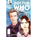 DOCTOR WHO. THE 12TH DOCTOR 6. COMICS COVER. TITANS COMICS.