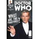 DOCTOR WHO. THE 12TH DOCTOR 6. PHOTO COVER. TITANS COMICS.
