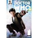 DOCTOR WHO. THE 11TH DOCTOR 10. PHOTO COVER. TITANS COMICS.