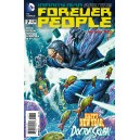 INFINITY MAN AND THE FOREVER PEOPLE 7. DC RELAUNCH (NEW 52).