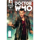 DOCTOR WHO. THE 9TH DOCTOR 1. COMICS COVER. TITANS COMICS.