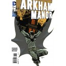 ARKHAM MANOR 6. DC RELAUNCH (NEW 52).