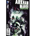 ARKHAM MANOR ENGAME 1. DC RELAUNCH (NEW 52).