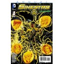 SINESTRO ANNUAL 1. DC RELAUNCH (NEW 52).