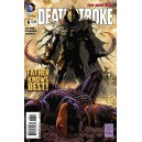 DEATHSTROKE 6. DC RELAUNCH (NEW 52)