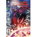 RED LANTERNS 40. DC RELAUNCH (NEW 52).