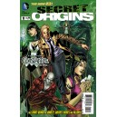 SECRET ORIGINS 11. DC RELAUNCH (NEW 52).