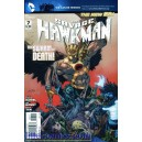 SAVAGE HAWKMAN N°7. DC RELAUNCH (NEW 52)