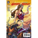 SENSATION COMICS 7. WONDER WOMAN. DC RELAUNCH (NEW 52).